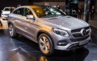 2016 Mercedes-Benz GLE Coupe Debuts At 2015 Detroit Auto Show