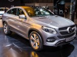 2016 Mercedes-Benz GLE Coupe live photos, 2015 Detroit Auto Show