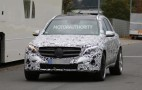 2017 Mercedes-Benz GLC43 spy shots