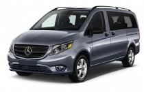 "2016 Mercedes-Benz Metris Passenger Van RWD 126"" Angular Front Exterior View"