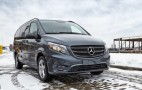 Mercedes V-Class-Based Metris Confirmed For U.S.