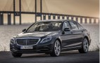 2017 Mercedes S 550e plug-in hybrid to get wireless charging