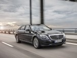 Mercedes To Make Executives Drive Plug-In Hybrids Or Electric Cars