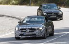 2017 Mercedes-Benz SLC450 AMG Spy Shots