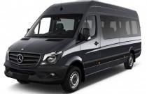 """2016 Mercedes-Benz Sprinter Passenger Vans RWD 2500 170"""" Angular Front Exterior View"""
