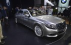 2016 Mercedes-Maybach S-Class Debuts At 2014 Los Angeles Auto Show