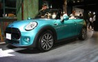 2016 MINI Convertible Revealed: 2015 Tokyo Motor Show Live Photos