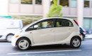 2016 Mitsubishi i-MiEV Quick Drive  -  Portland OR  -  July 2015   [photo: Doug Berger]