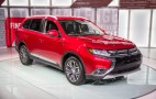 2016 Mitsubishi Outlander Brings Sporty New Look To New York Auto Show