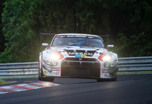 2016 Nissan GT-R Nismo GT3 race car