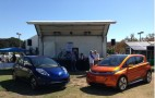 Chevy Bolt EV, 107-Mile Nissan Leaf Face Off At LA Drive Electric Week (UPDATE On Leaf Pricing)