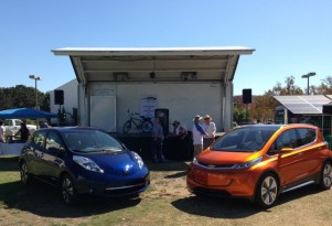 National Drive Electric Week kicks off one month from today