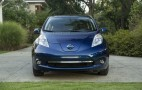 2016 Nissan Leaf Offers 107-Mile Range With 30-kWh Battery; Leaf S Unchanged