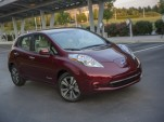 2016 Nissan Leaf electric cars recalled for passenger airbag fault