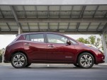Nissan Leaf S quietly gets 30-kwh battery upgrade, higher price