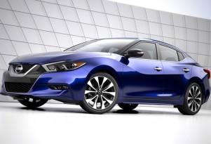 2016 Nissan Maxima Earns Five-Star Safety Ratings