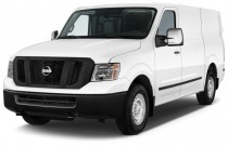 2016 Nissan NV Standard Roof 2500 V6 S Angular Front Exterior View