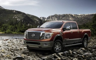 2016 Nissan Titan Diesel XD recalled for fuel tank flaw