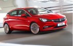 Opel Astra named 2016 European Car of the Year
