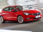 2016 Opel Astra leaked - Image via CarPassion