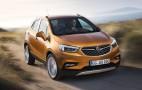 2017 Buick Encore Previewed By Opel Mokka X