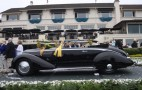 Pebble Beach Concours d'Elegance-winning 1936 Lancia Astura sold