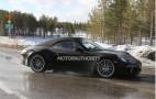2016 Porsche 911 Carrera Cabriolet Spy Shots