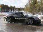 2016 Porsche 911 Carrera Cabriolet facelift spy shots