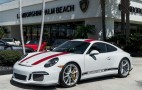 2016 Porsche 911 R surfaces for sale in Florida