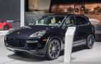 2016 Porsche Cayenne Turbo S: 570 HP And Sub-8-Minute 'Ring Time