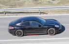 2017 Porsche Panamera Spy Shots (With Interior)