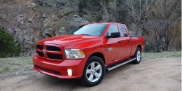 2016 Ram 1500 HFE EcoDiesel fuel-economy review: 24-mpg full-size pickup truck