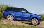 2016 Range Rover Sport SVR first drive review