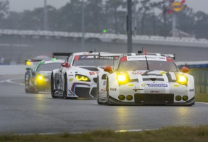 2016 Rolex 24 at Daytona qualifying