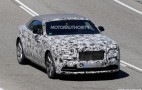 2016 Rolls-Royce Dawn Spy Shots