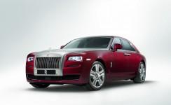 2016 Rolls-Royce Ghost Photos