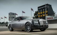 2016 Rolls-Royce Phantom Photos