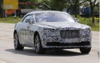 Wraith Convertible To Be Known As the Rolls-Royce Dawn