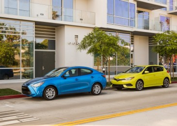 Toyota Kills Off Scion 'Youth Brand' Focused On Small Cars