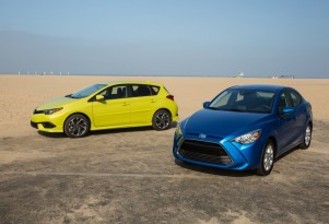 Scion iA, iM small cars, C-HR crossover, turn into Toyotas next year