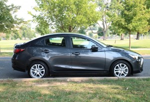 2016 Scion iA: First Drive Of 37-MPG Subcompact Sedan