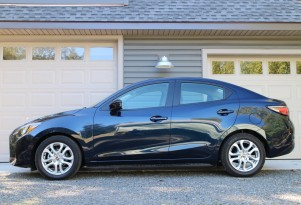 2016 Scion iA: Gas Mileage Review Of High-MPG Subcompact Sedan