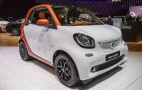 2016 Smart ForTwo Makes U.S. Debut: Video