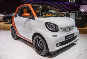 2016 Smart ForTwo, 2015 New York Auto Show