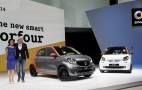 New Smart ForTwo And ForFour Revealed: Live Photos And Video
