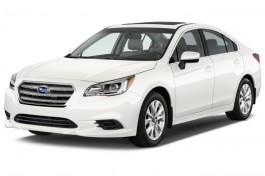 2016 Subaru Legacy 4-door Sedan 2.5i Premium Angular Front Exterior View