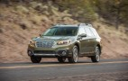 Subaru Adds To EyeSight Safety System In 2016 Outback, Legacy