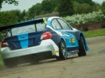2016 Subaru WRX STI Isle of Man Time Attack Car