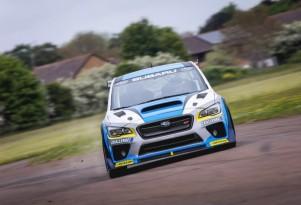 2016 Subaru WRX STI Isle of Man Time Attack Car