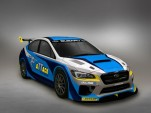 2016 Subaru WRX STI Isle of Man TT track attack car